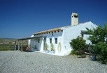 Image: Country house with breathtaking mountain views and private pool in sunny Andalucia